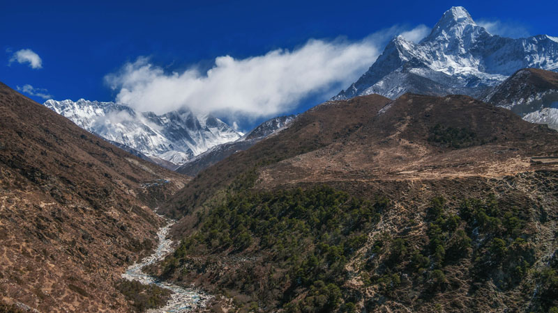 valley river everest