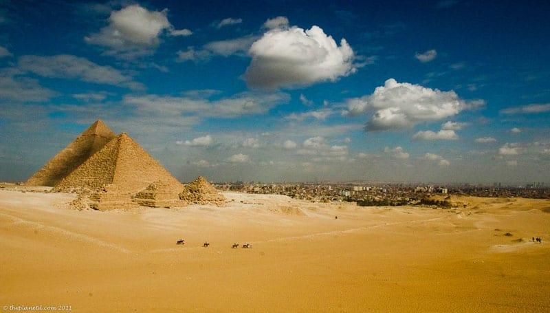 vegas landmarks egypt