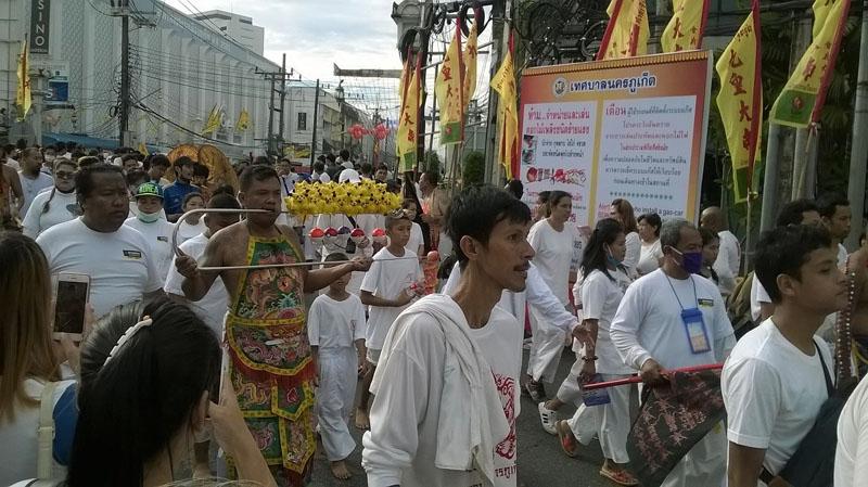 vegetarian festival locals