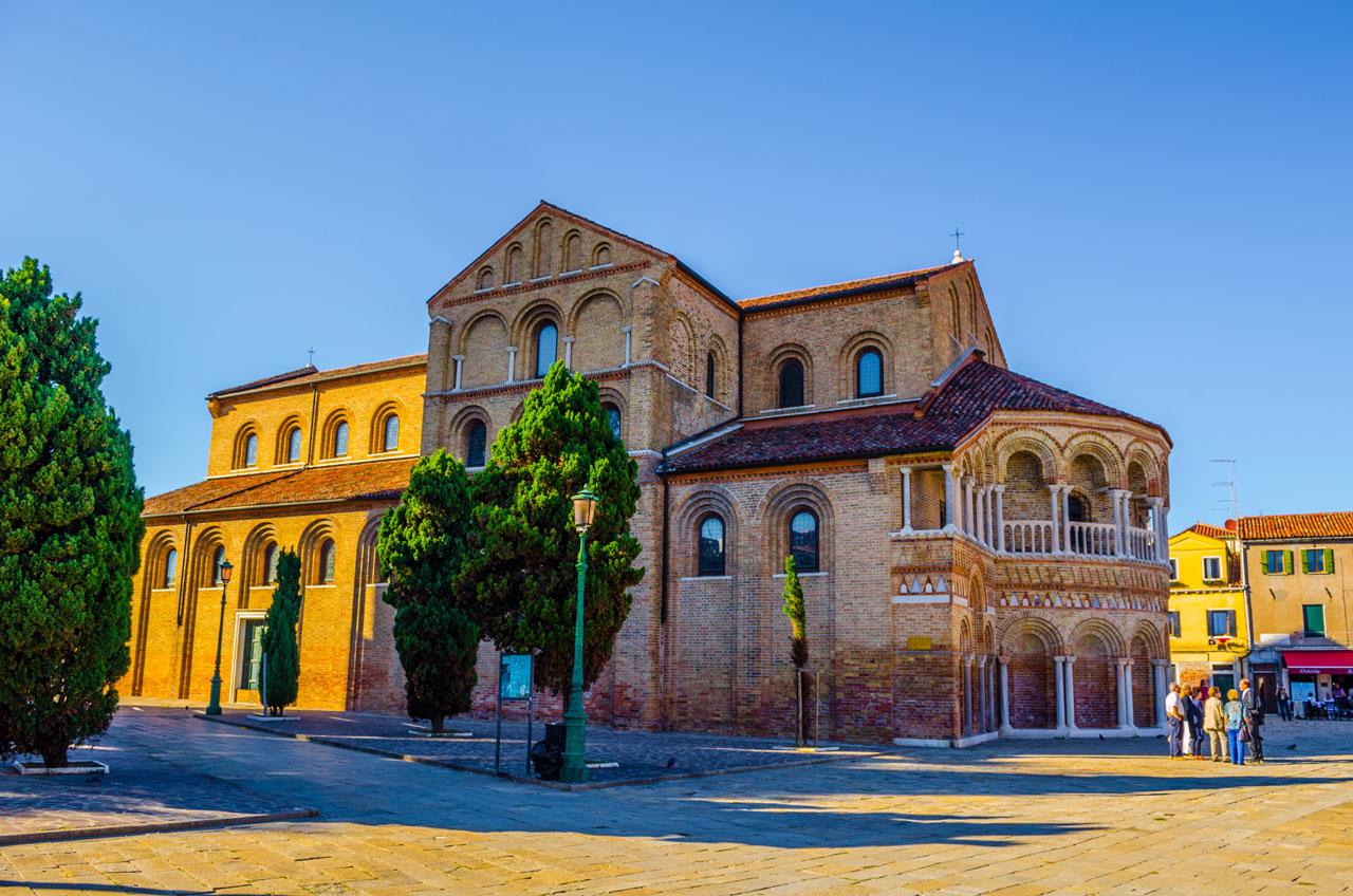 venice day 3 | church of Santa Maria e San Donato