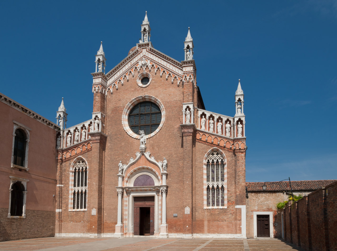 venice 2 days | Madonna dell'Orto Church