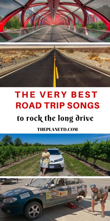 best road trip songs to rock the drive