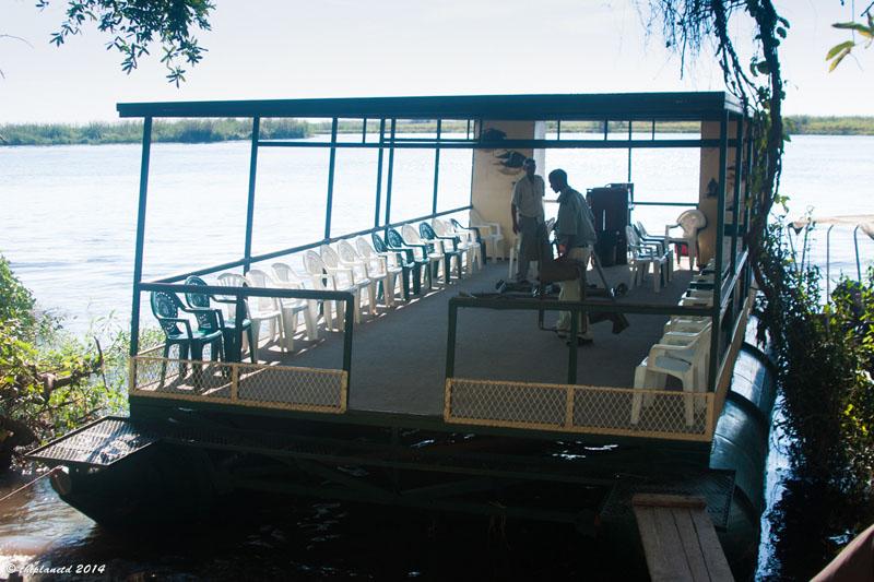 boat victoria falls