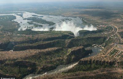 victoria falls zambia overview