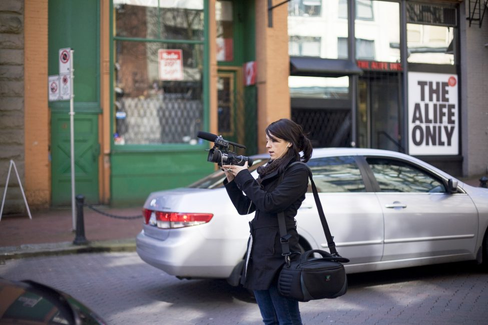 video blogging niche