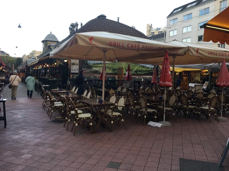 things to do in vienna local markets