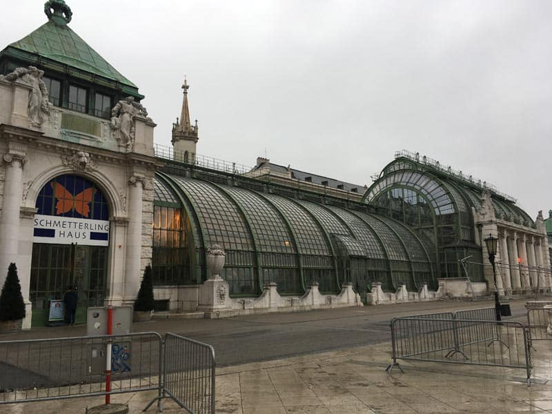 Palmenhouse vienna attractions