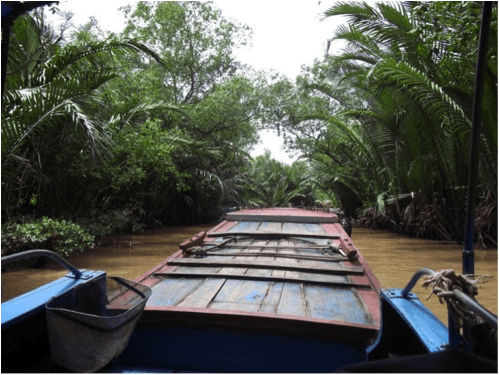 visit vietnam river