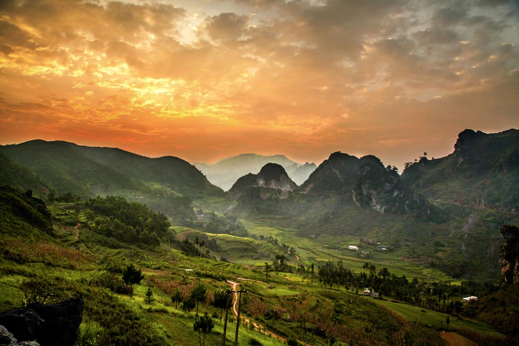 dong van region vietnam