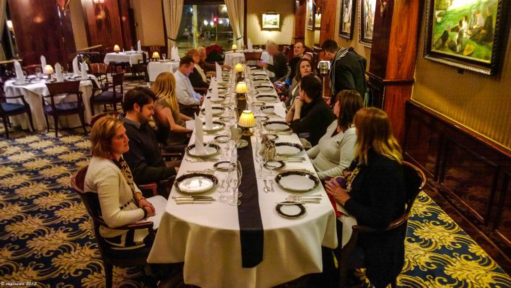 Gundel Restaurant Budaptest