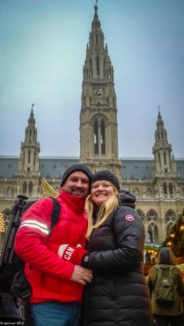 European River Cruises stop Christmas Market in Vienna