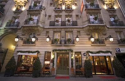 paris hotels montparnasse