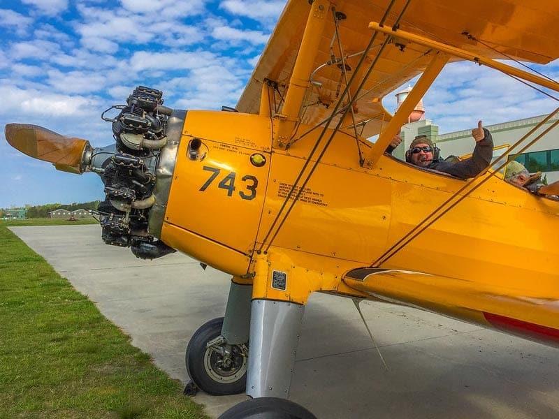 virginia beach plane