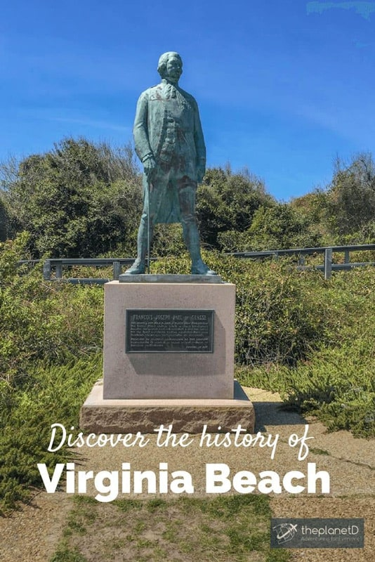 Discover the history of Virginia Beach