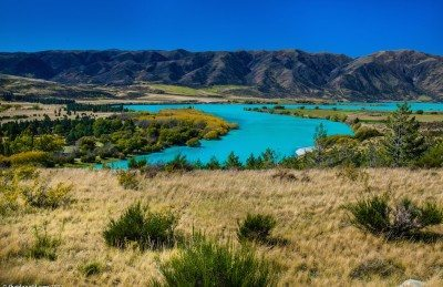 Visit New Zealand Header
