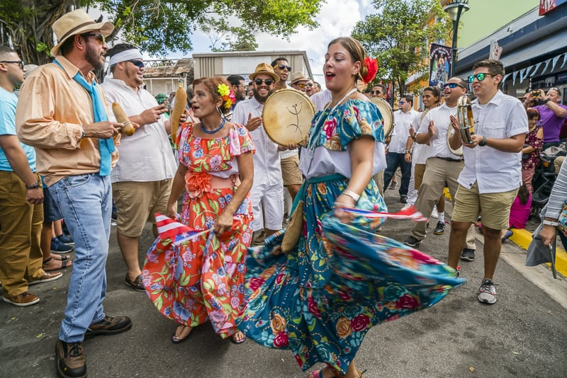 Visit Puerto Rico for the Culture