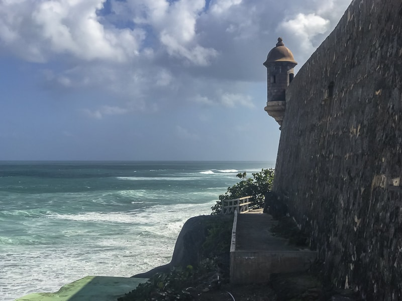 visit puerto rico fortress