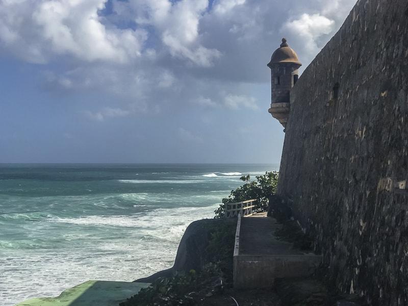 visit puerto rico fortress