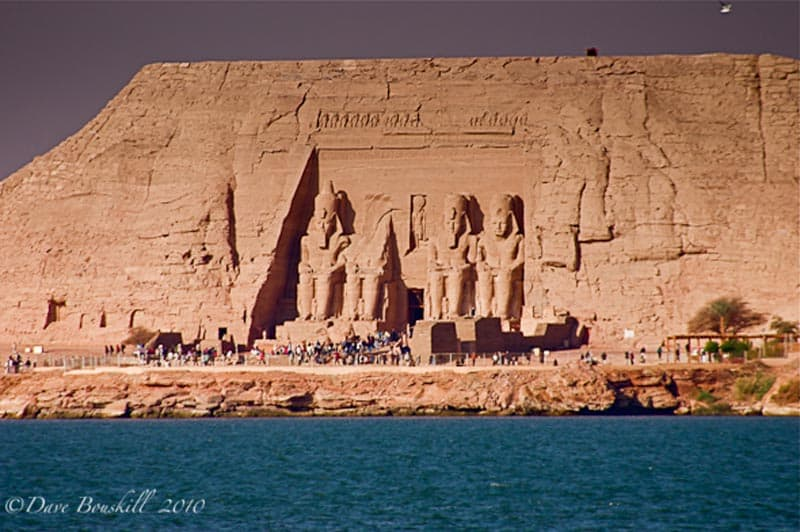places to visit in Africa abus simbel
