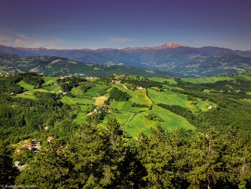visit emilia romagna landscape