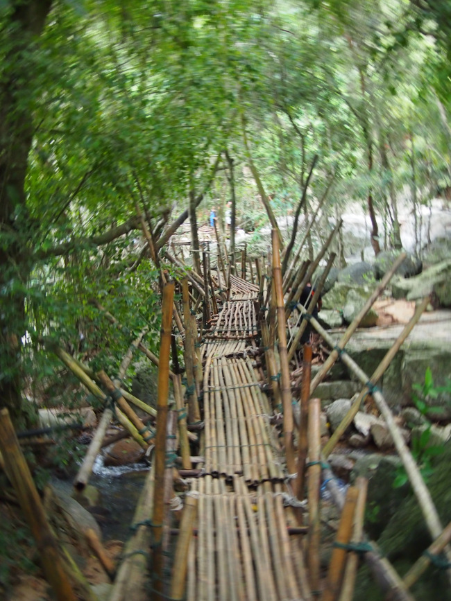 bridge in koh samui