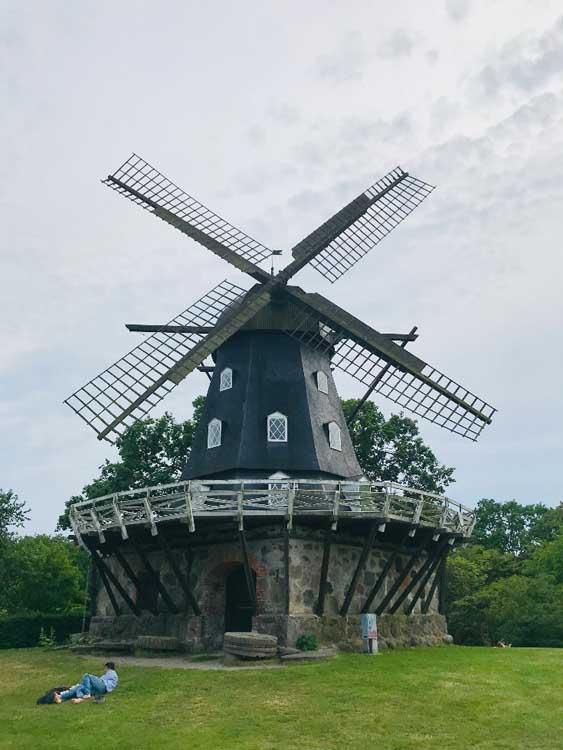 choses à voir à malmo | moulin du château