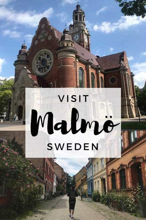 reasons to visit malmo sweden