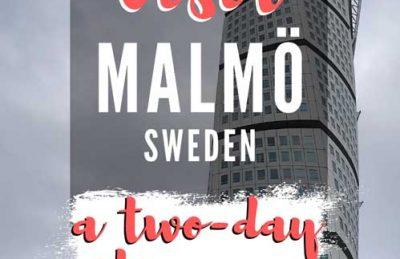 visit malmo sweden
