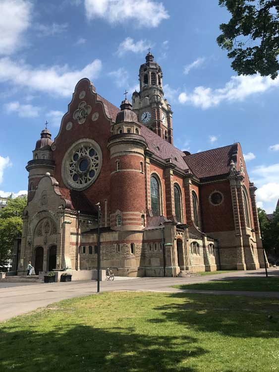 things to do in malmo sweden |  St John's Church
