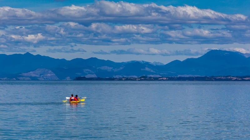 visit new zealand kayaking