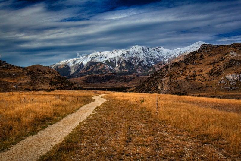 visit new zealand trail