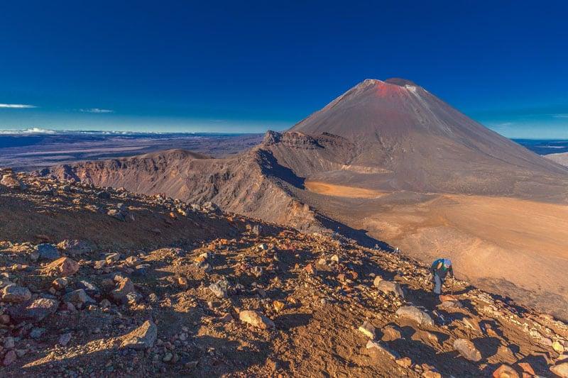 visit new zealand volcano