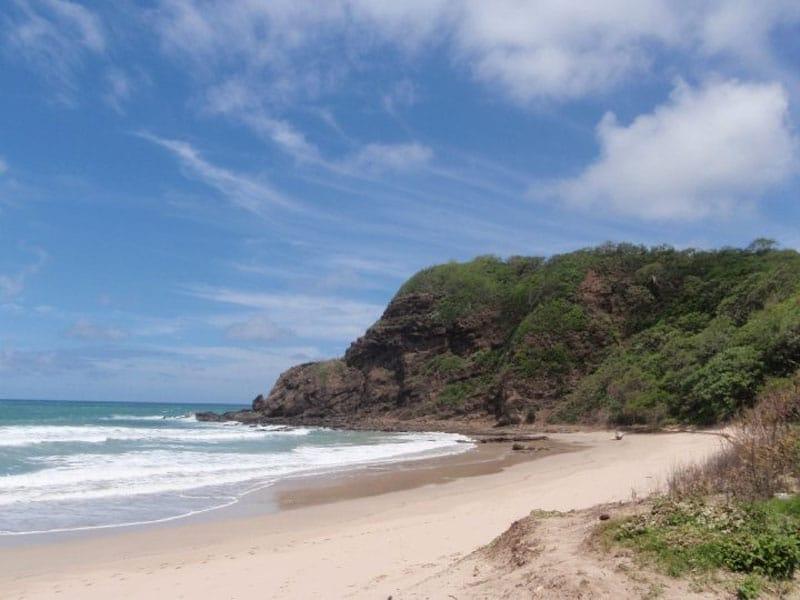 visit nicaragua beach