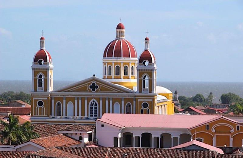 visit nicaragua granada