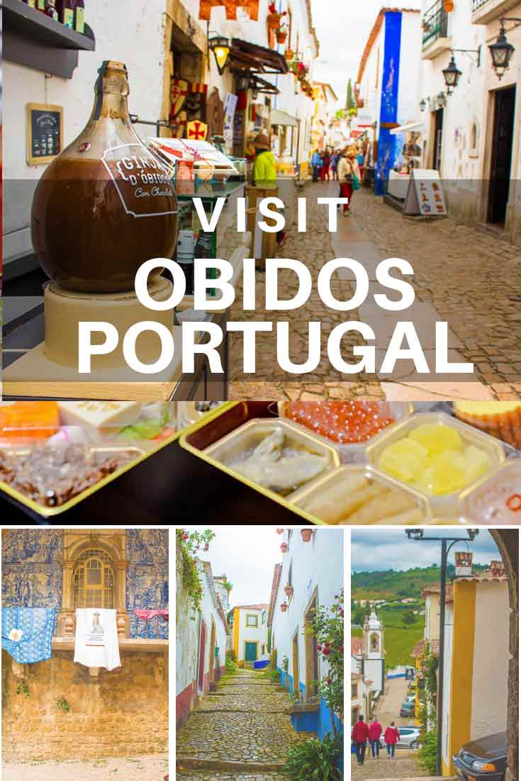 reasons to visit obidos portugal