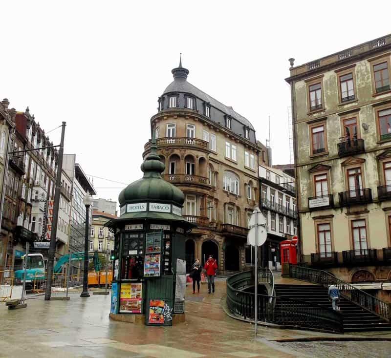 harry potter was written in Portugal