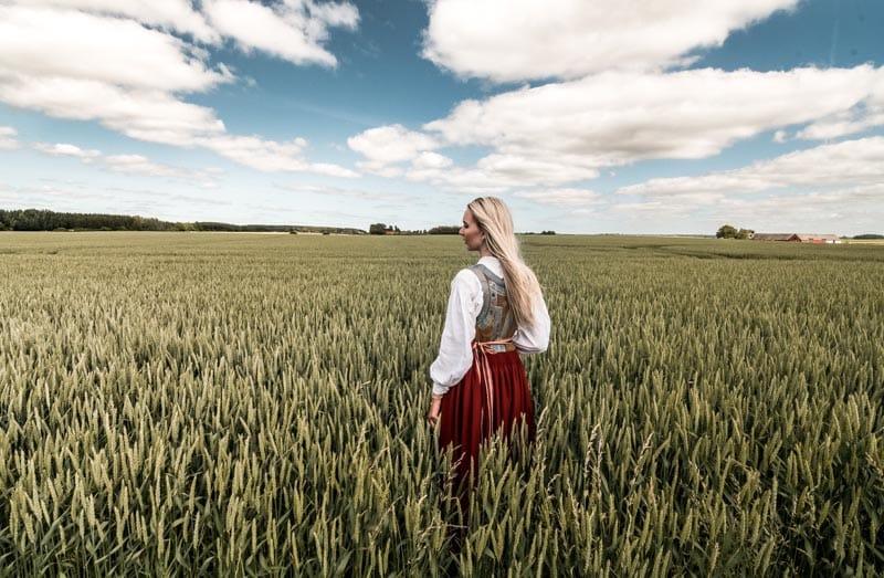 delightful pictures of sweden