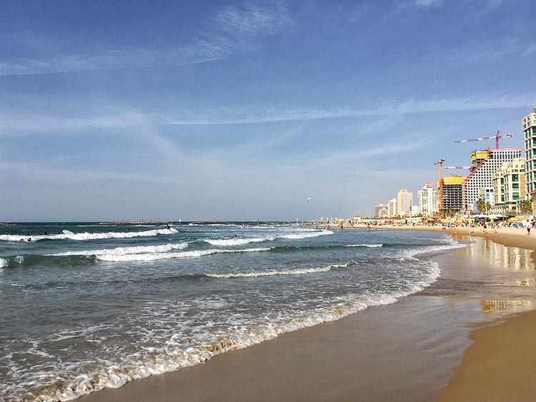 visit tel aviv attractions