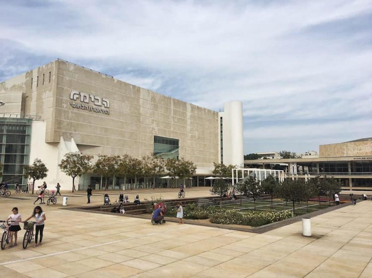 tel aviv attractions | modern meets history