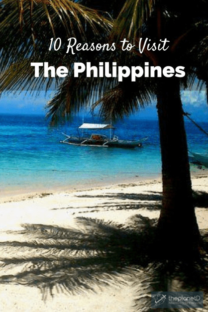 Visit the Philippines