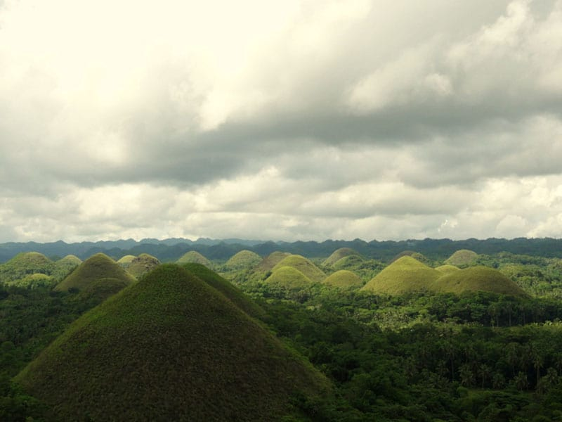 visit the philippines chocolate hills