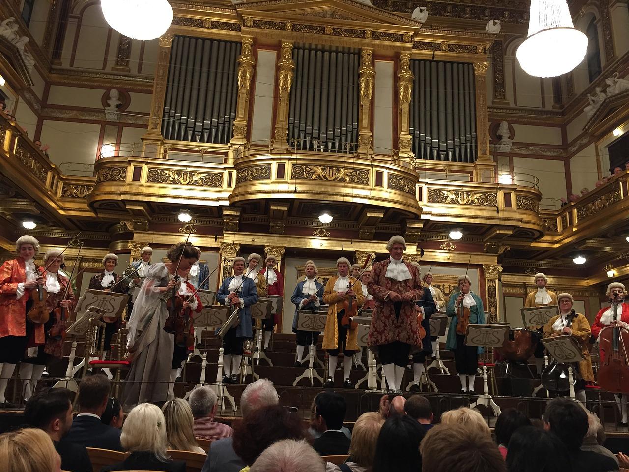vienna tourist attractions | opera