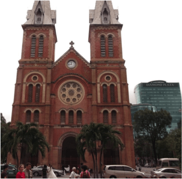 visit vietnam city