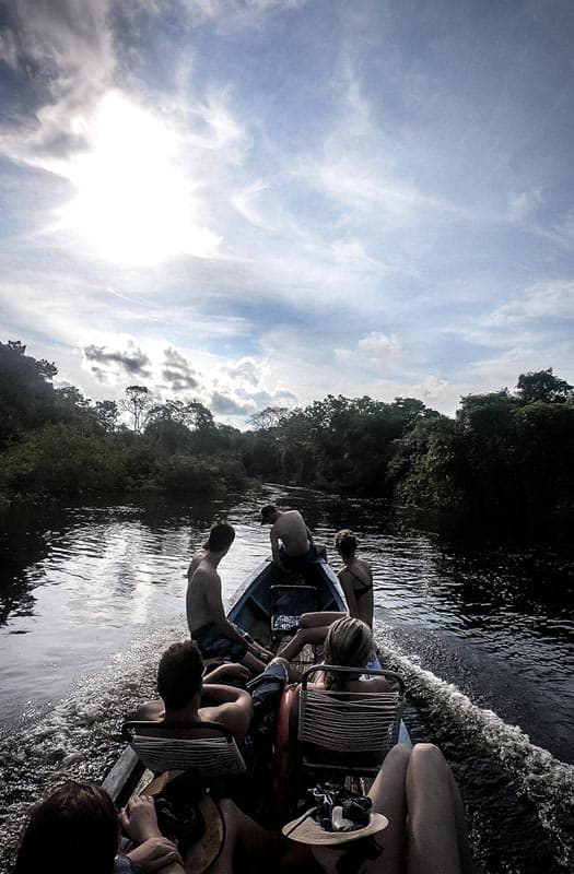 visiting the bolivian amazon