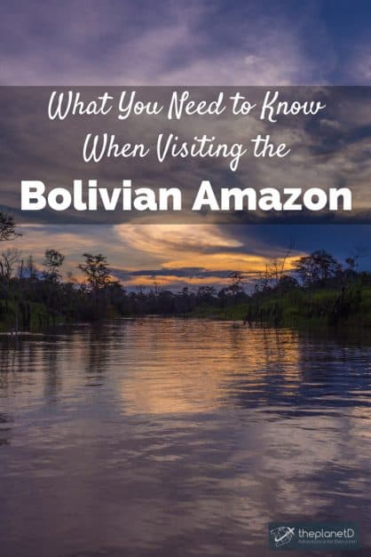visiting the amazon in bolivia pinterest