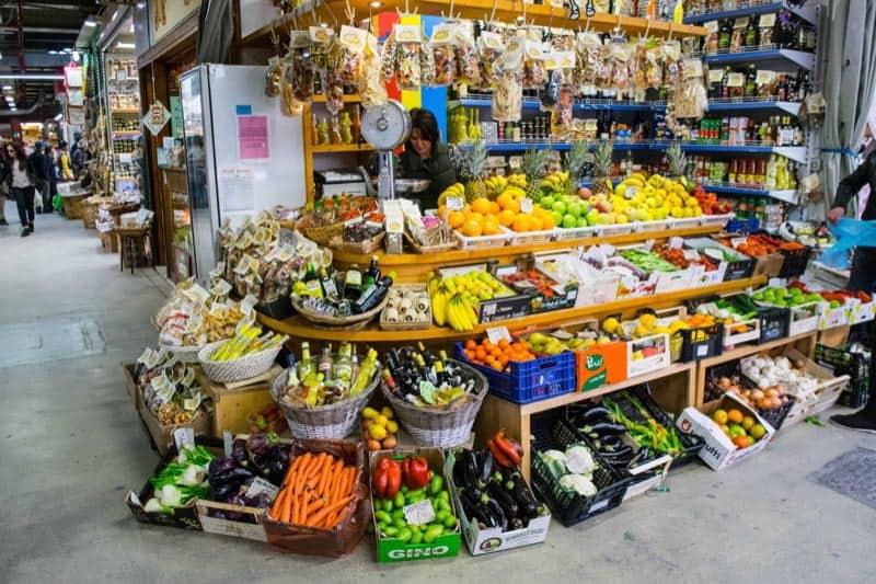 tuscan food market florence