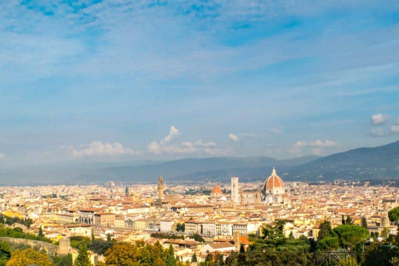 reasons to visit tuscany florence
