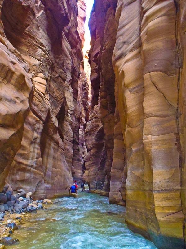 canyoning jordan wadi mujib