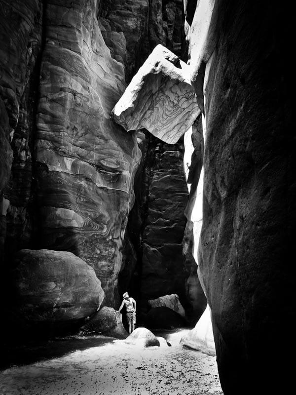 wadi mujib canyon jordan