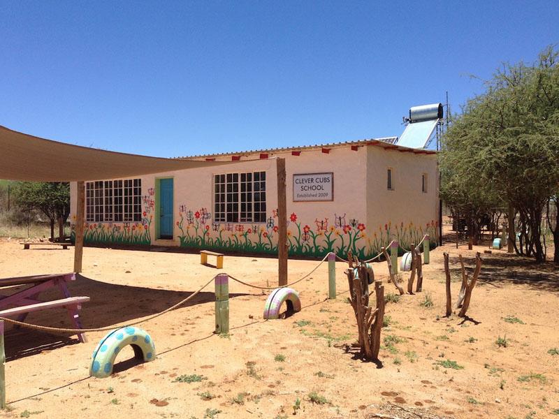 local school africa